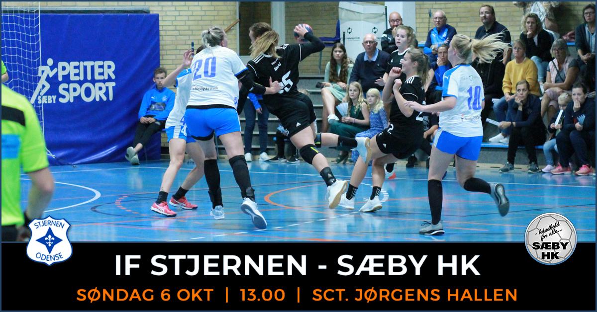 Godstoget tager til Odense for at møde IF Stjernen på søndag