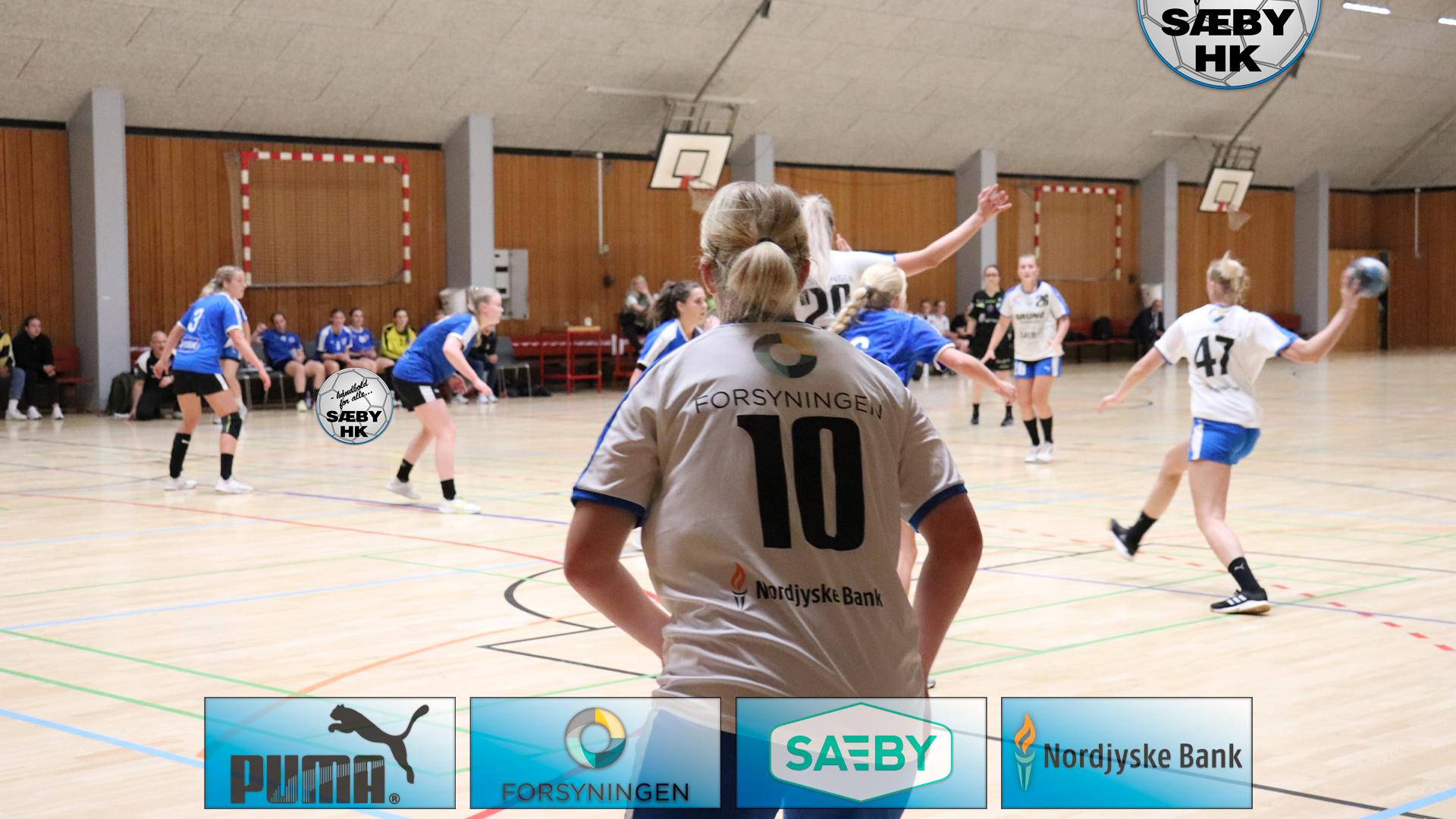 Årets første hjemmebrag i 2. Division mod Holstebro Håndbold